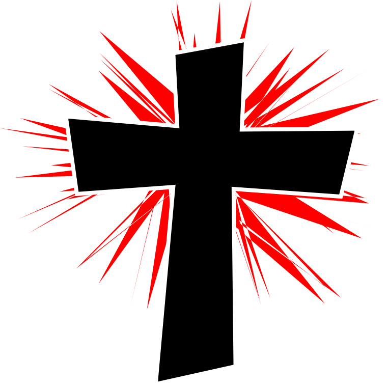 Glowing cross clipart png transparent download Clipart - Glow Cross png transparent download