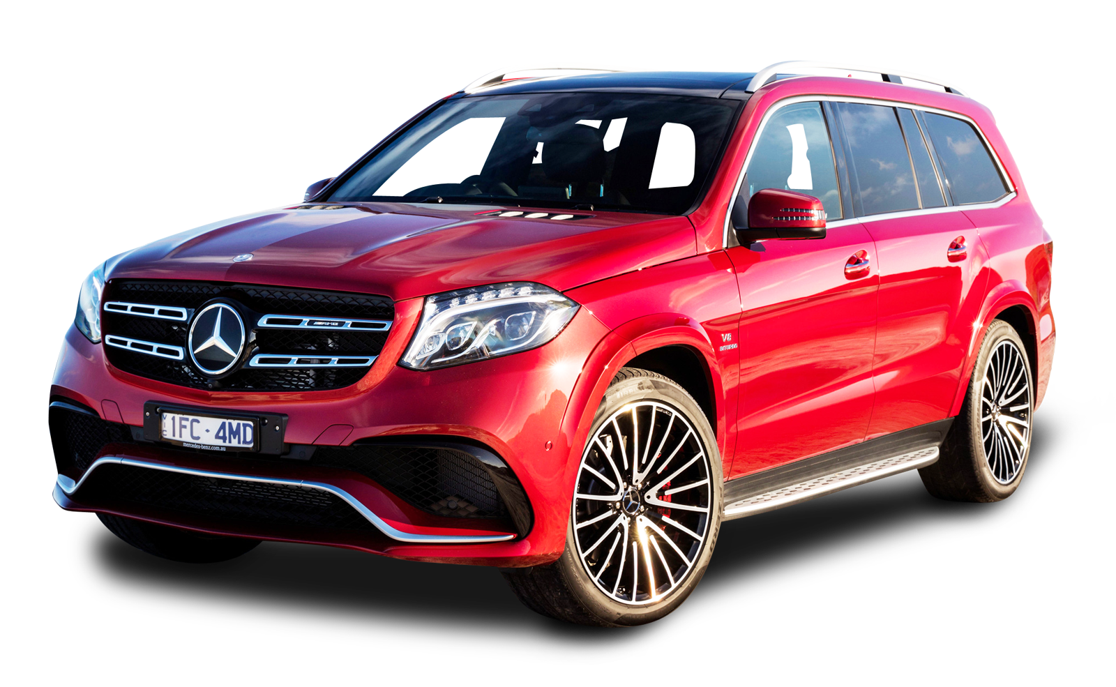 Gls logo clipart banner library Mercedes Benz GLS Class Red Car PNG Image - PurePNG | Free ... banner library