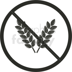 gluten free symbol no background clipart. Royalty-free clipart # 408927 png download