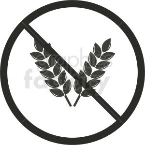 Gluten clipart png download gluten free symbol no background clipart. Royalty-free clipart # 408927 png download