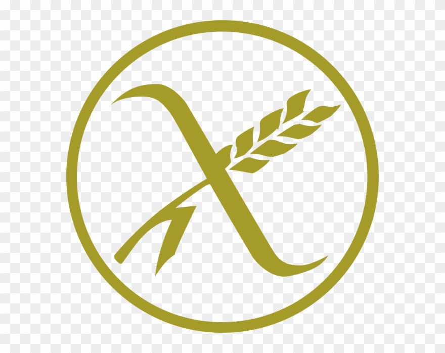 Gluten free logo clipart vector transparent This Is The Universal Symbol For Gluten-free Clipart (#2303765 ... vector transparent
