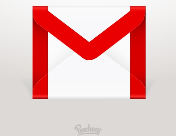Gmail logo clipart download jpg freeuse stock Gmail icon Free vector in Adobe Illustrator ai ( .ai ) vector ... jpg freeuse stock