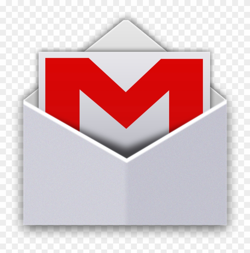 Gmail logo icon clipart clipart transparent library Android Gmail Icon, HD Png Download - 1280x854(#337030) - PngFind clipart transparent library