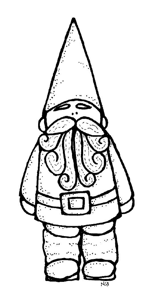 Gnome clipart black and white graphic free download Free Gnome Clipart black and white, Download Free Clip Art on Owips.com graphic free download