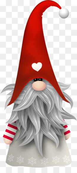 Gnome hat black and white png clipart vector library library Gnome PNG - Garden Gnome, Christmas Gnome, Gnome Hat, Gnome ... vector library library