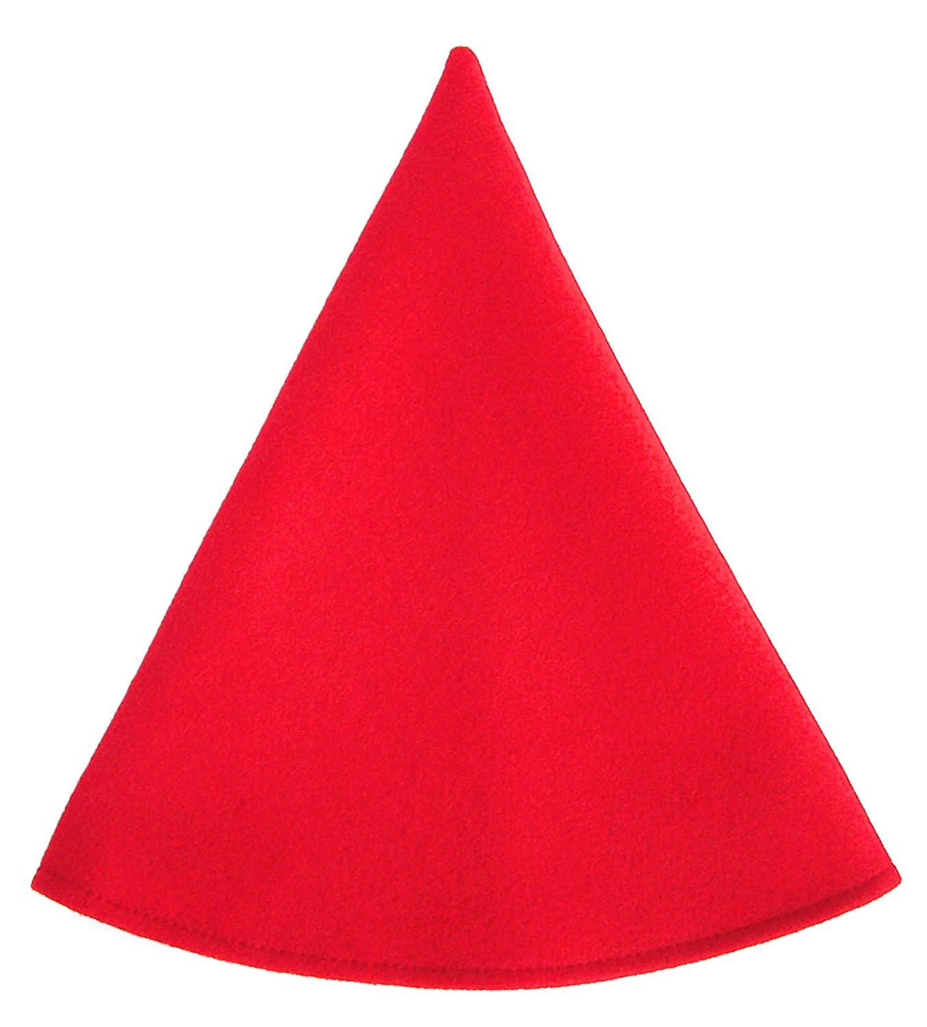 Gnome hat black and white png clipart library Red Gnome Hat Men\'s Costume Cap library