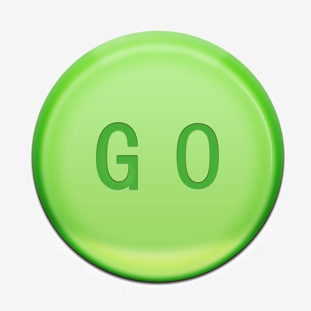 Go button clipart clip art library download Green Round Start Button, Start Button, Green Start Button, Round ... clip art library download