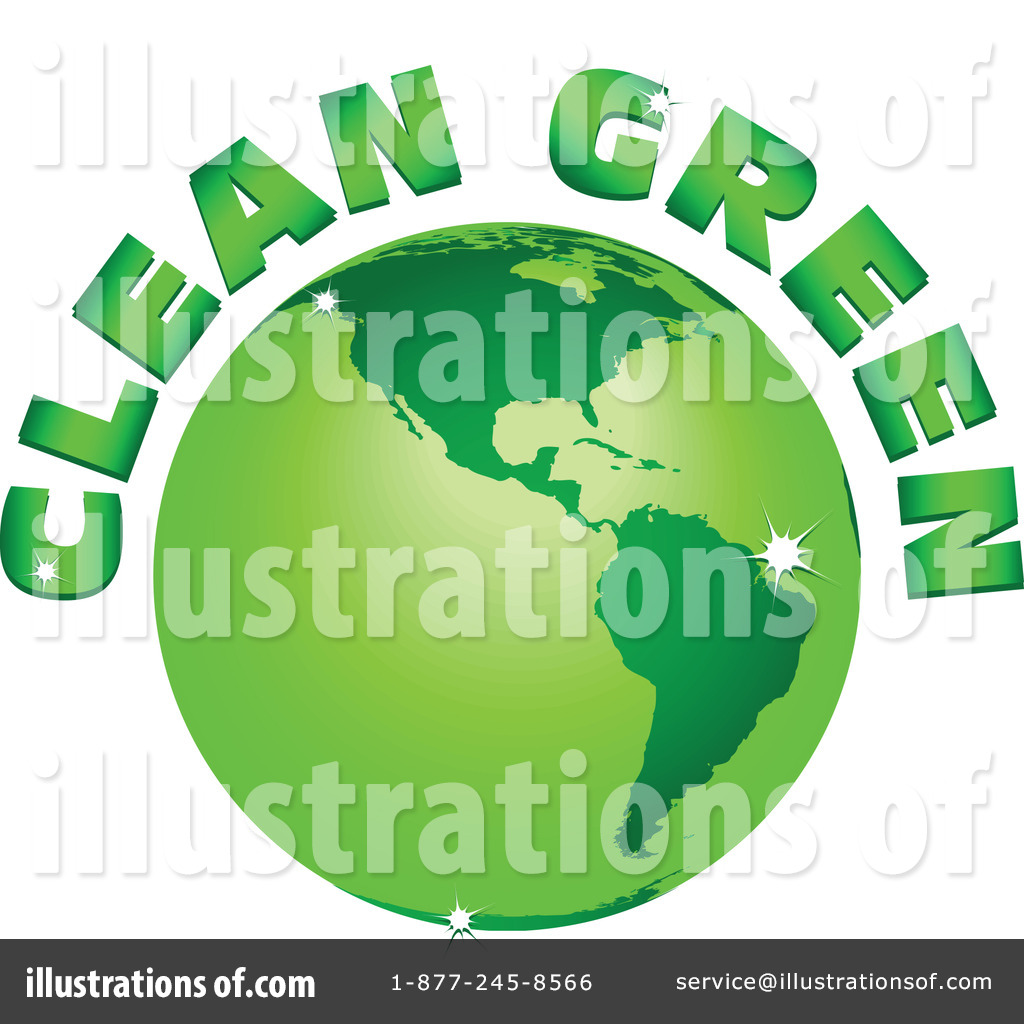 Go green clipart clip freeuse Go Green Clipart #209967 - Illustration by tdoes clip freeuse