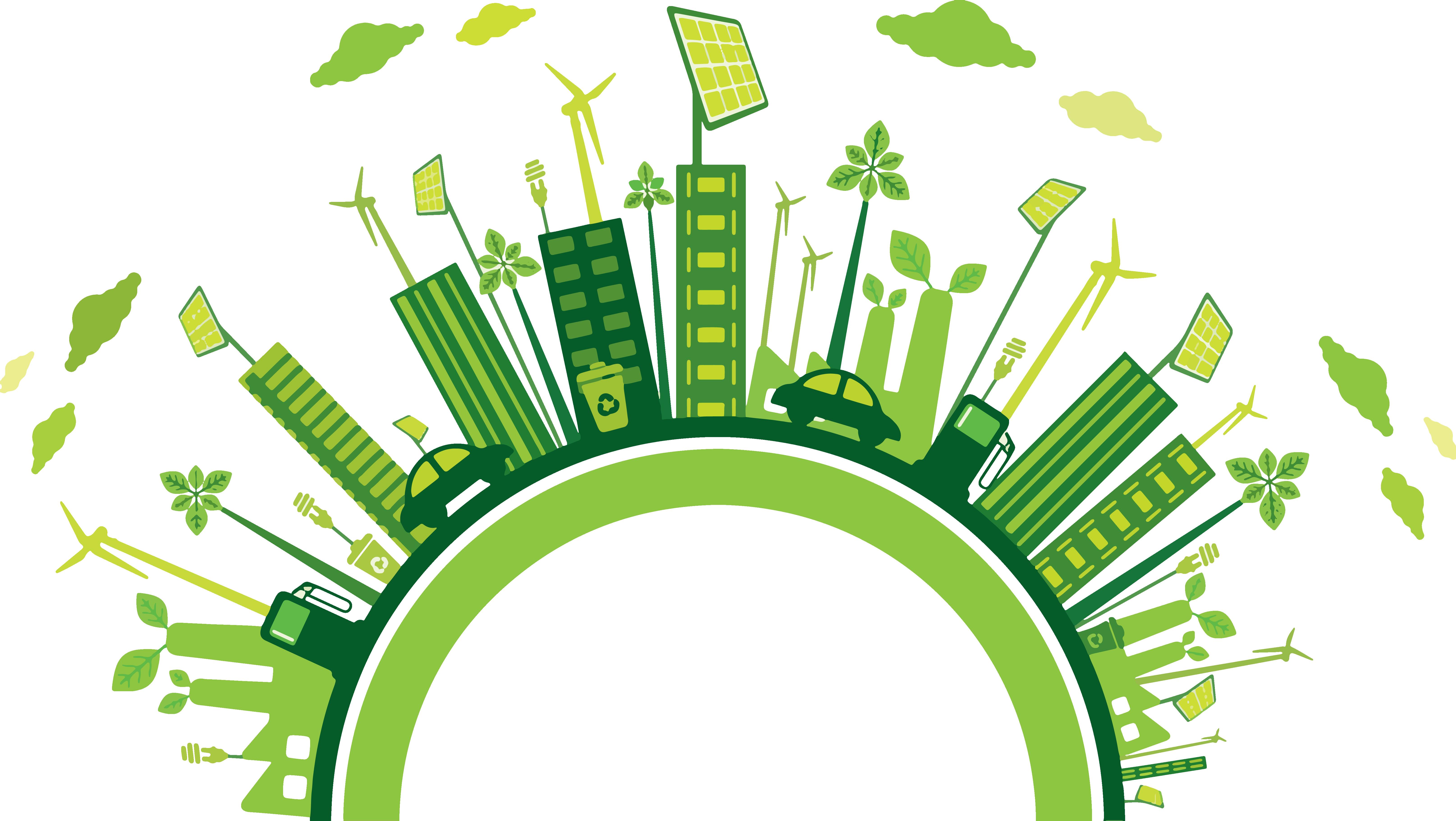 Go green clipart images svg transparent stock go-green-web1 - EcoSoch Solar svg transparent stock
