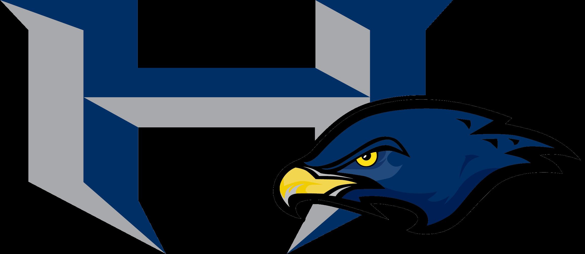 Go hawks football clipart banner freeuse stock Hendrickson Hawks banner freeuse stock