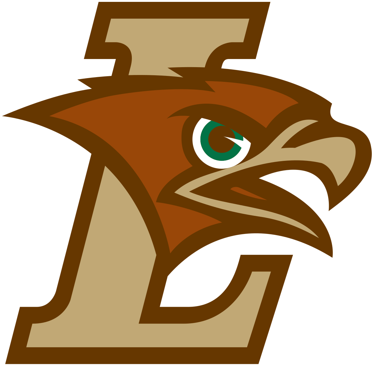 Hawk football clipart svg royalty free stock Lehigh Mountain Hawks football - Wikipedia svg royalty free stock