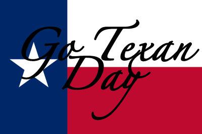 Go texan day clipart svg stock Andon Specialties Celebrates Go Texan Day - NEWS & EVENTS svg stock