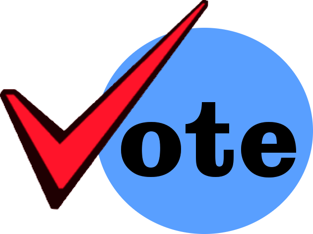 Vote clipart free graphic black and white download Vote Clip Art Free | Clipart Panda - Free Clipart Images graphic black and white download