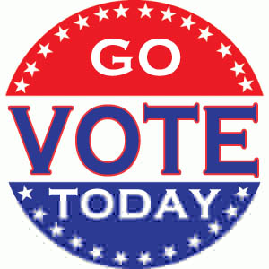 Go vote clipart banner transparent Get Out To Vote Clipart | Free Images at Clker.com - vector clip art ... banner transparent