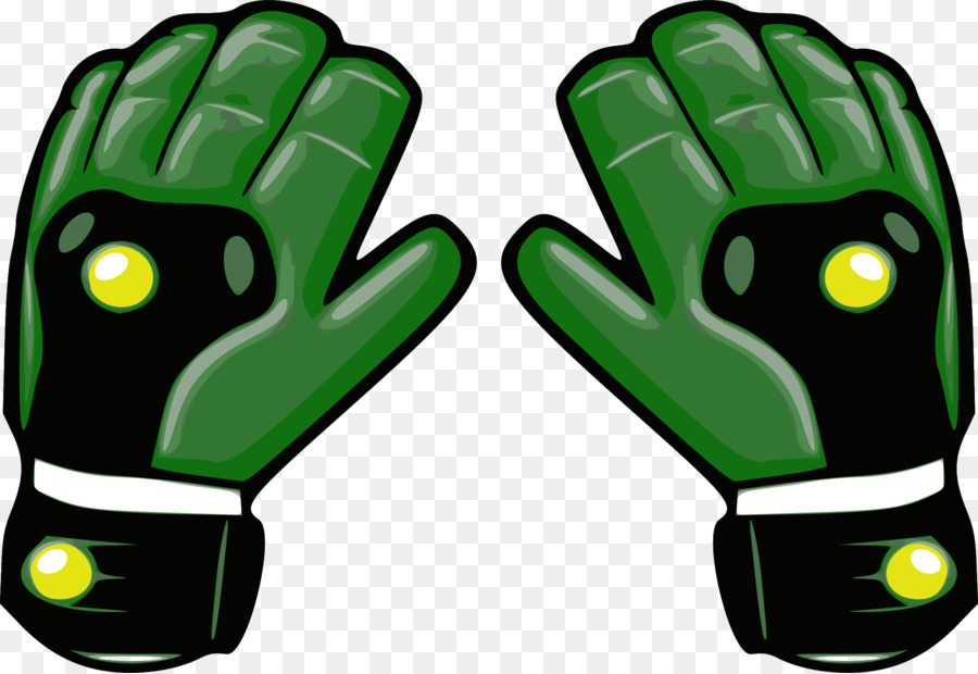 Goalie gloves clipart clip art black and white stock Baseball Glove png download - 2400*1650 - Free Transparent Glove png ... clip art black and white stock