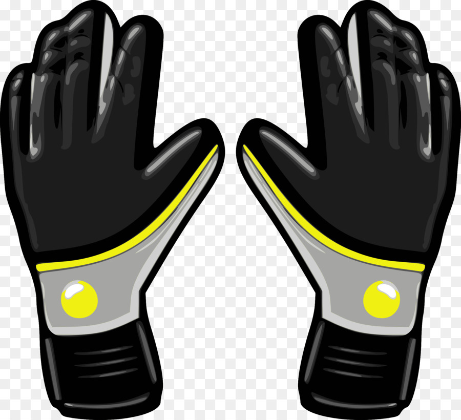 Goalie gloves clipart svg stock Soccer Cartoon clipart - Yellow, Product, Hand, transparent clip art svg stock