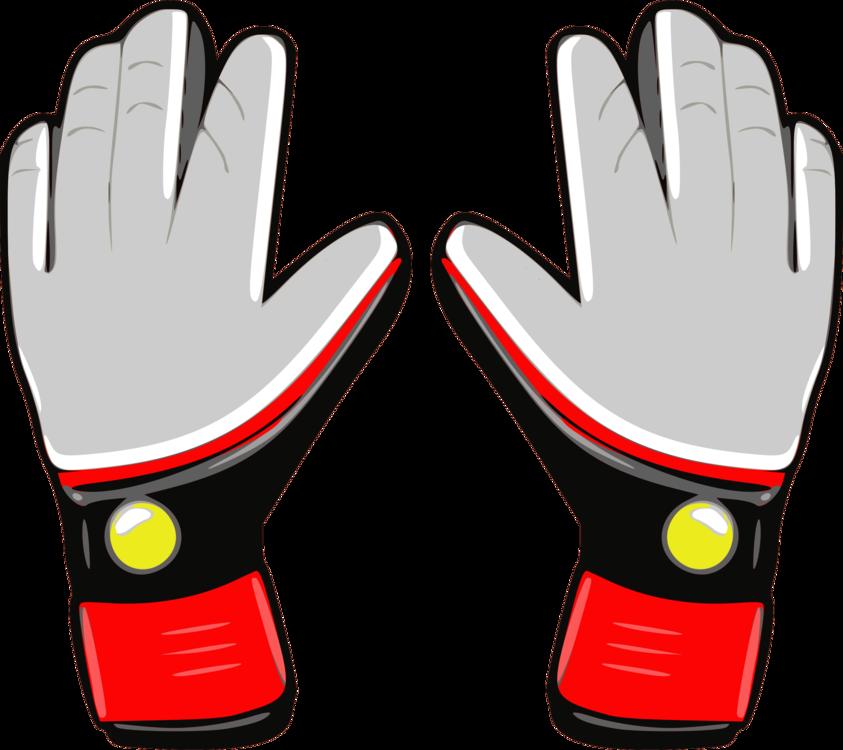 Goalie gloves clipart svg freeuse stock Soccer Goalie Glove,Bicycle Glove,Safety Glove Vector Clipart - Free ... svg freeuse stock