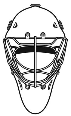 Goalie mask clipart clipart download Hockey Goalie Clipart | Free download best Hockey Goalie Clipart on ... clipart download