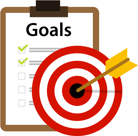 Goals clipart png freeuse Download Goal Clipart Png - Business Goals Icon PNG Image with No ... freeuse