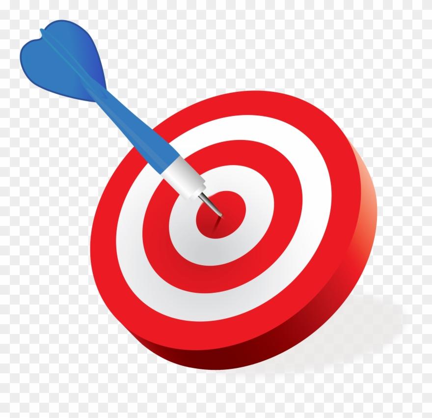Goals clipart png jpg royalty free Goal Shooting Target Clip Art Transprent Png - Bulls Eye Image Png ... jpg royalty free
