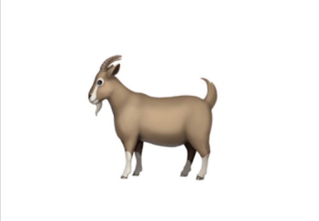 Goat emoji clipart picture freeuse download Emoji Meanings: 25 Secret Second Meanings of Popular Emojis | Best Life picture freeuse download
