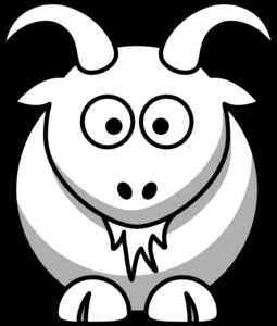 Goat outline clipart clipart royalty free Goat Outline PNG, SVG Clip art for Web - Download Clip Art, PNG Icon ... clipart royalty free