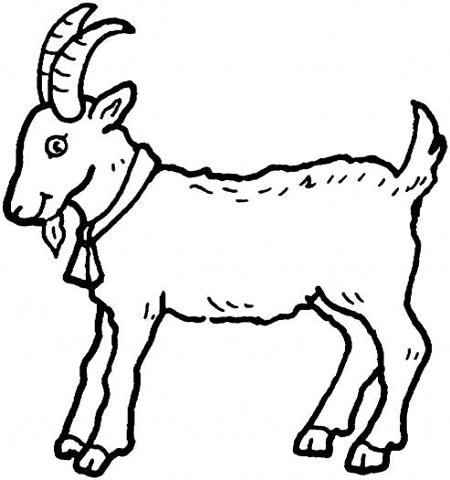 Goat outline clipart clip Boer Goat Outline | Free download best Boer Goat Outline on ... clip