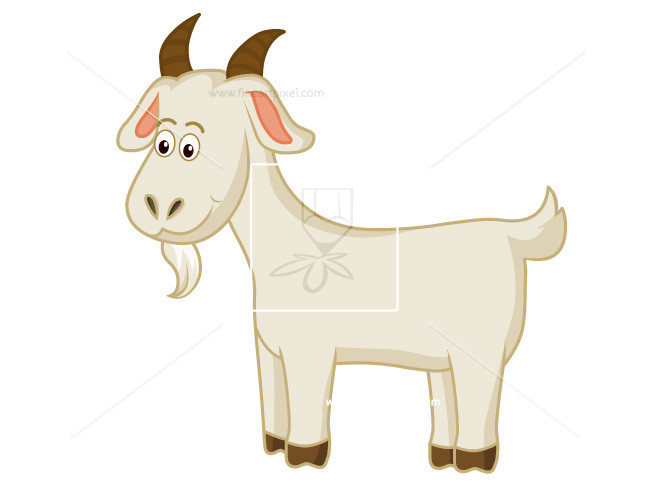 Goat vector clipart image freeuse library Goat vector | Free vectors, illustrations, graphics, clipart, PNG ... image freeuse library