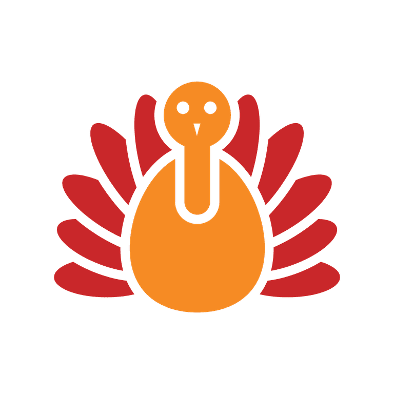 Turkey gobble clipart image download 25 Favorite Thanksgiving E-Card Sites 2018 image download