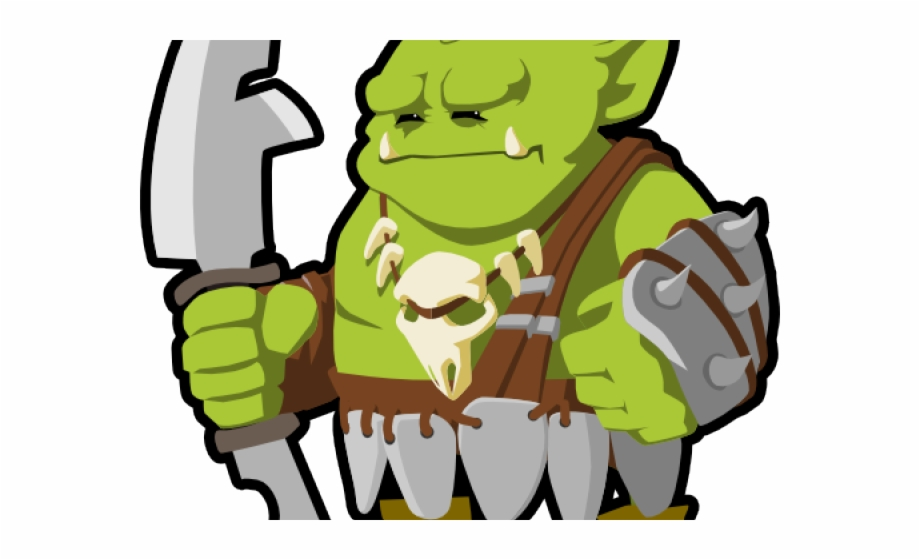 Goblins clipart png transparent Goblins Cliparts - Orc Cartoon Free PNG Images & Clipart Download ... png transparent