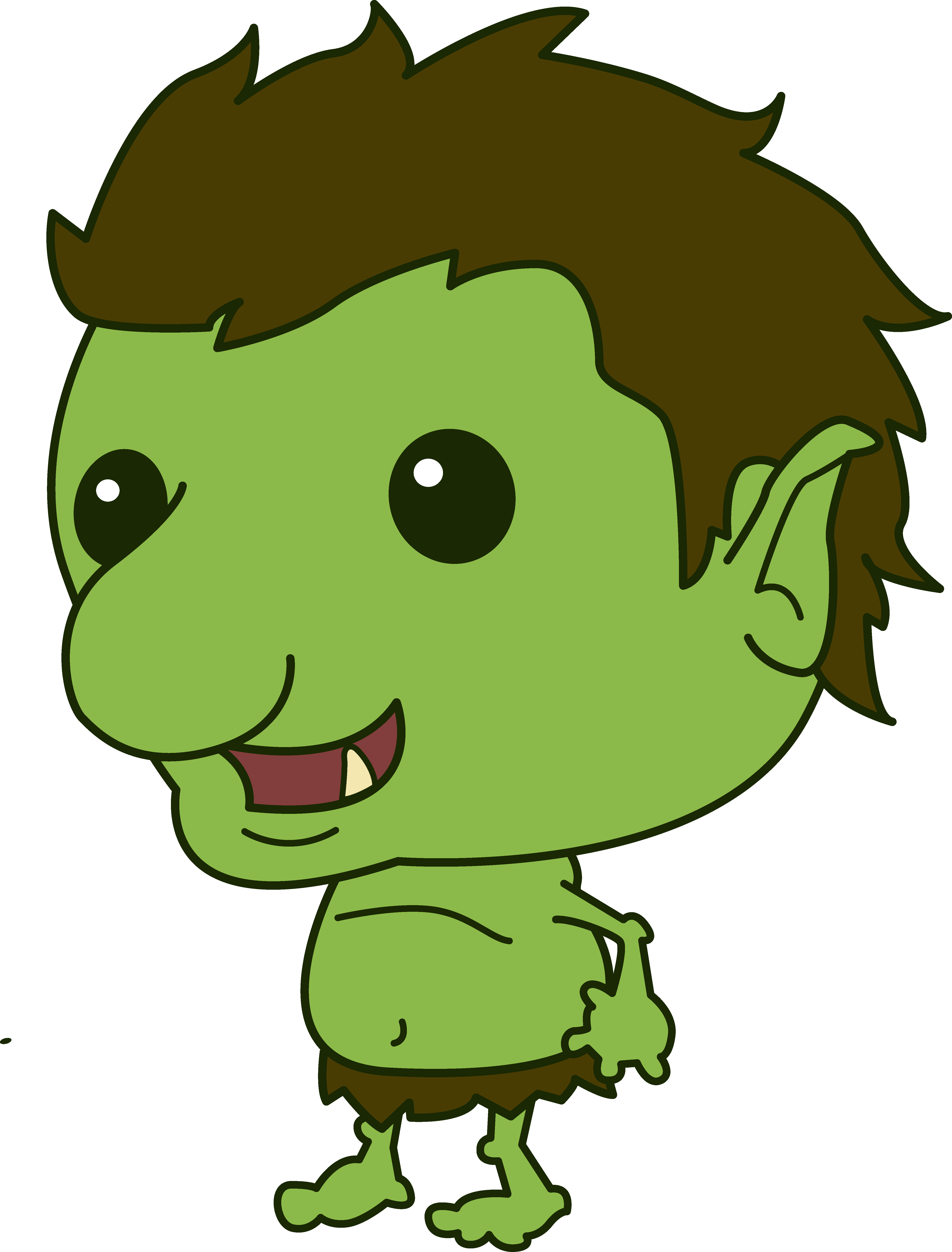 Goblins clipart clipart freeuse download Free Little Goblin Cliparts, Download Free Clip Art, Free Clip Art ... clipart freeuse download