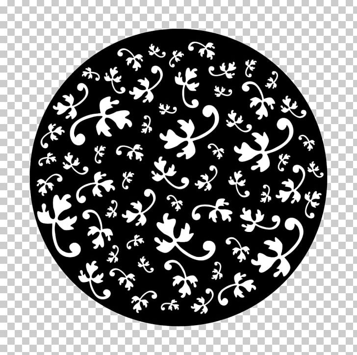 Gobo clipart graphic freeuse Gobo Metal Circle Leaf Design PNG, Clipart, Apollo, Black, Black And ... graphic freeuse