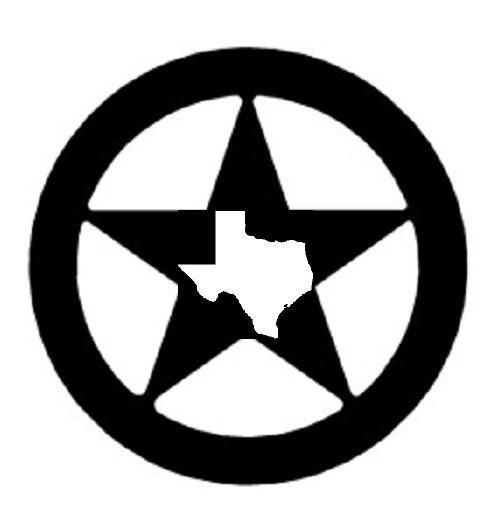 God bless texas clipart black and white clip art black and white library Texas Star Black and White - Pics about space | Art work & Ideas ... clip art black and white library