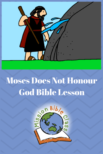 God helped moses to be a leader clipart image library library Moses Does Not Honour God – Mission Bible Class image library library