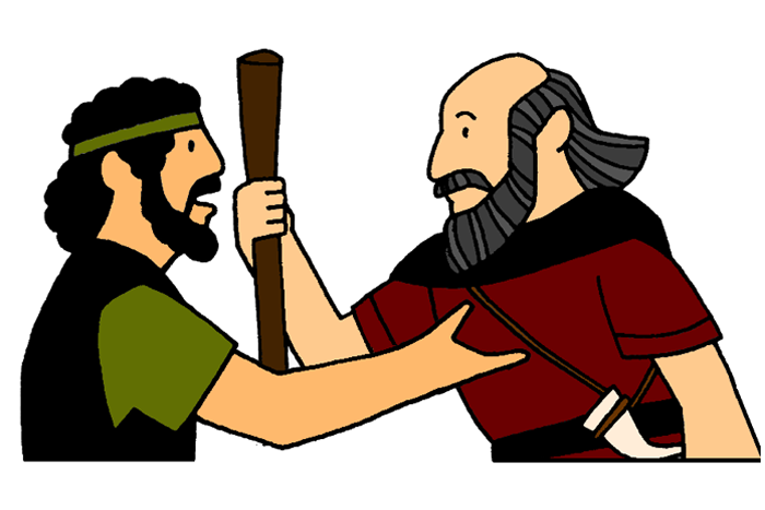 God helped moses to be a leader clipart jpg library Death of Moses – Mission Bible Class jpg library