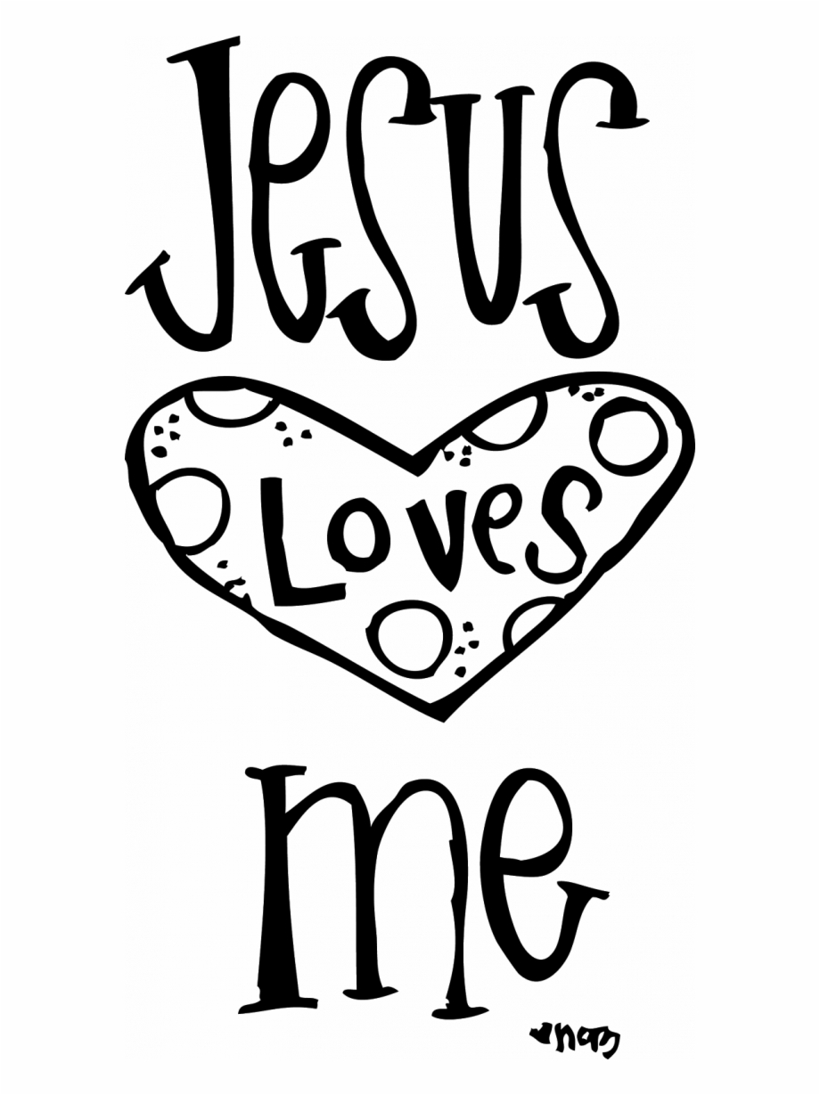 God is love clipart black and white jpg transparent download Snow Day Clip Art - God Is Love Clipart Black And White Free PNG ... jpg transparent download