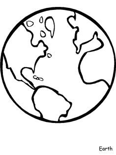 God of earth black and white clipart image freeuse Earth clipart colouring - 58 transparent clip arts, images and ... image freeuse