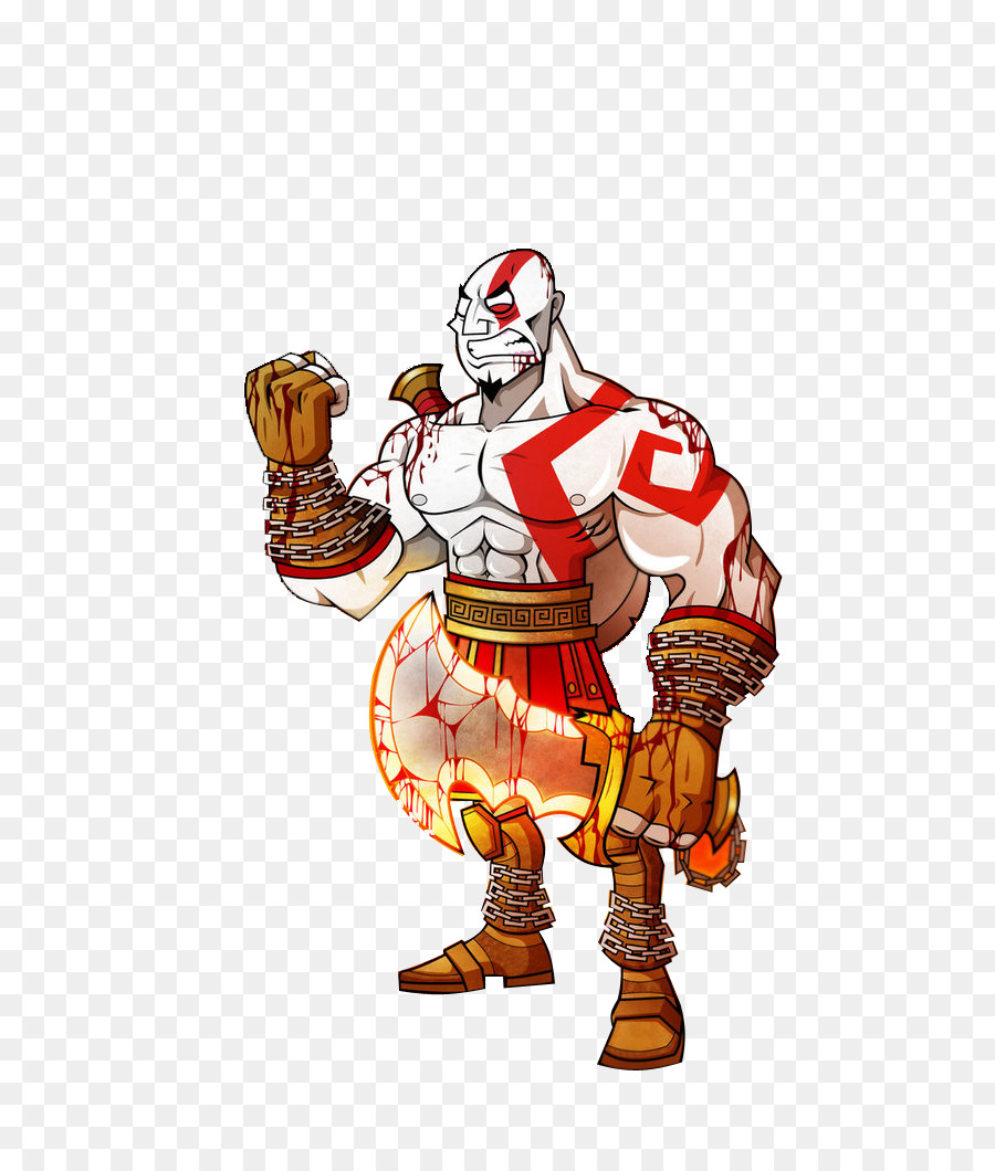 God of war 4 clipart clipart freeuse library God Of War Figurine png download - 758*1055 - Free Transparent God ... clipart freeuse library