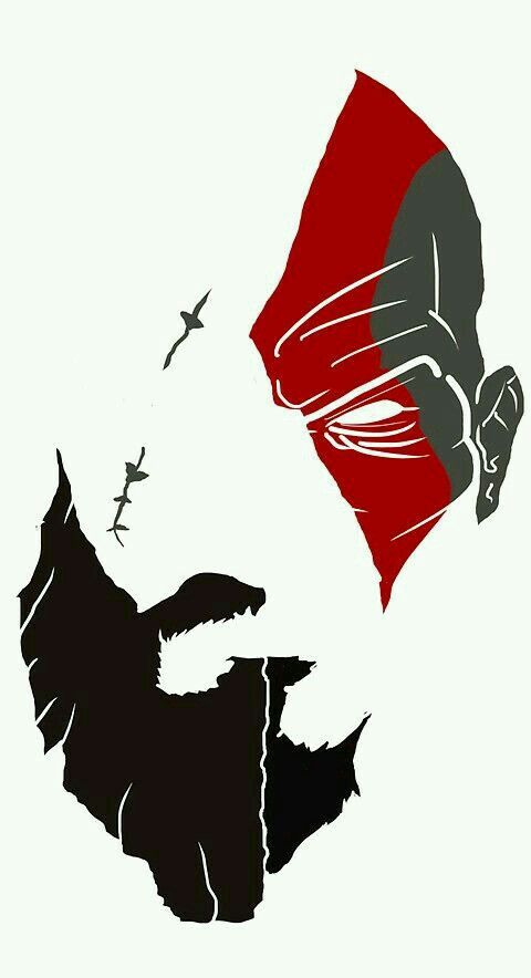 God of war 4 clipart svg freeuse stock Kratos | a | God of war, Kratos god of war, War svg freeuse stock