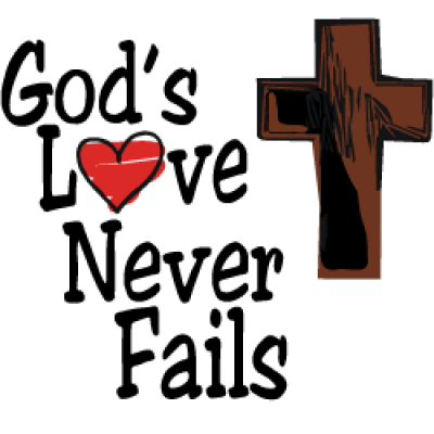 God s love clipart freeuse stock Rooted And Growing God S Love Never Fails A True Valentine XbWyP7 ... freeuse stock