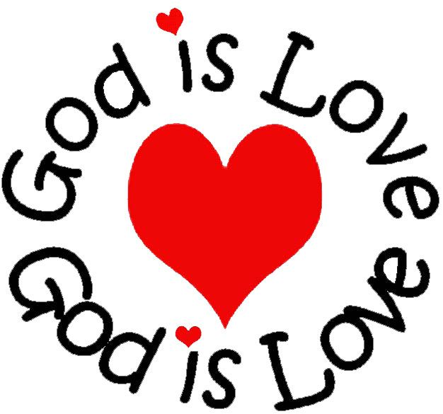 God s love clipart picture freeuse stock God is love, and all who live in love live in God, and God lives in ... picture freeuse stock