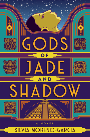Gods of Jade and Shadow by Silvia Moreno-Garcia clipart freeuse stock