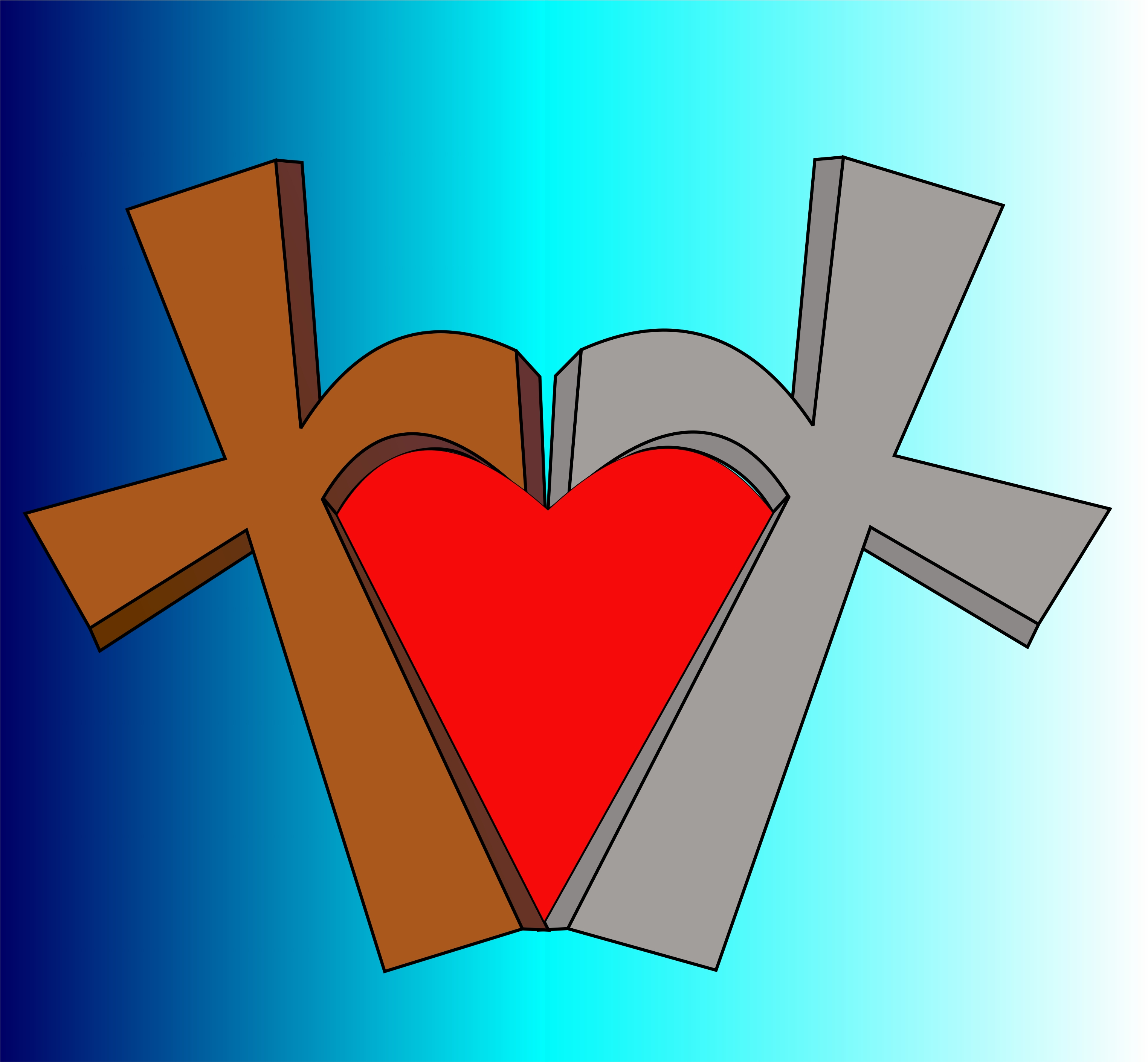 God s will and my inadequacy clipart image free Proverbs 3:5 | CROSS-BAT SHOT image free