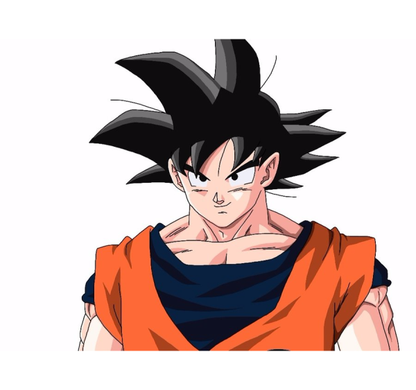 Goku clipart hd clip library Goku Clip Art at Clker.com - vector clip art online, royalty free ... clip library