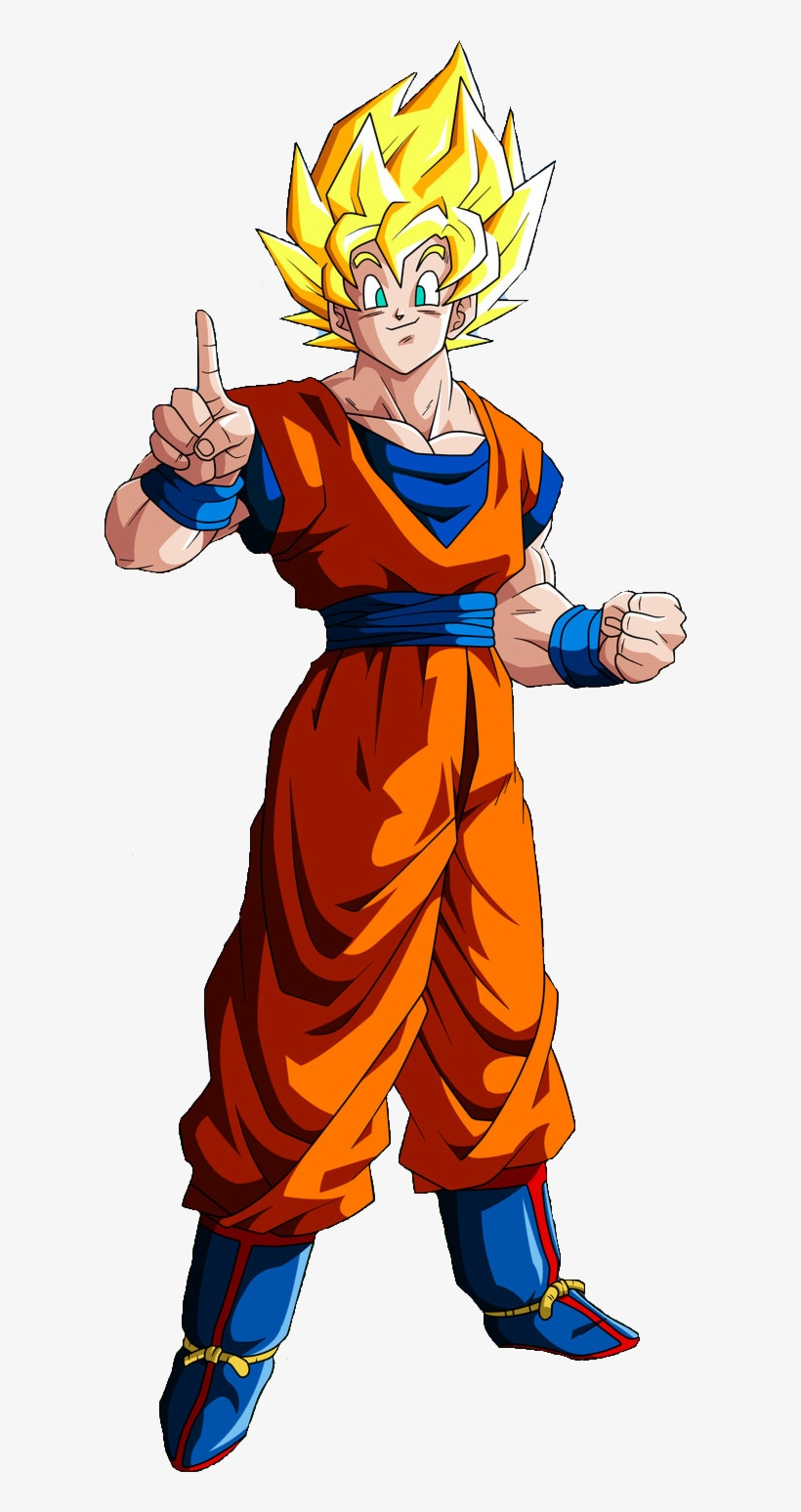 Goku clipart hd png library download Goku Clipart to free download – Free Clipart Images png library download