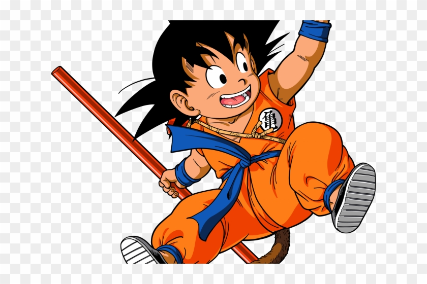 Goku clipart hd image free library Goku Clipart Kartun - Dragon Ball Goku Vector, HD Png Download ... image free library