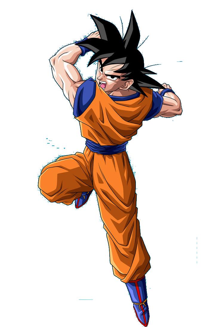Goku clipart hd graphic black and white stock Download Free Goku Clipart ICON favicon | FreePNGImg graphic black and white stock