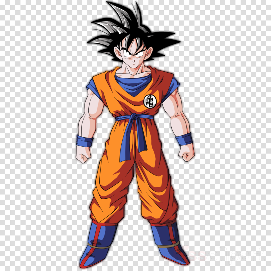 Goku clipart hd clip royalty free download Son Goku Clipart – 2.000.000 Cool Cliparts, Stock Vector And Royalty ... clip royalty free download