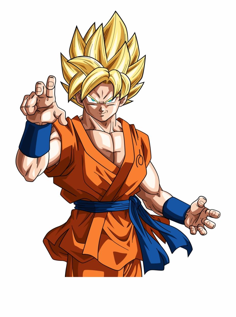 Dragon Ball Clipart Super Saiyan - Super Saiyan Goku Dragon Ball ... banner stock