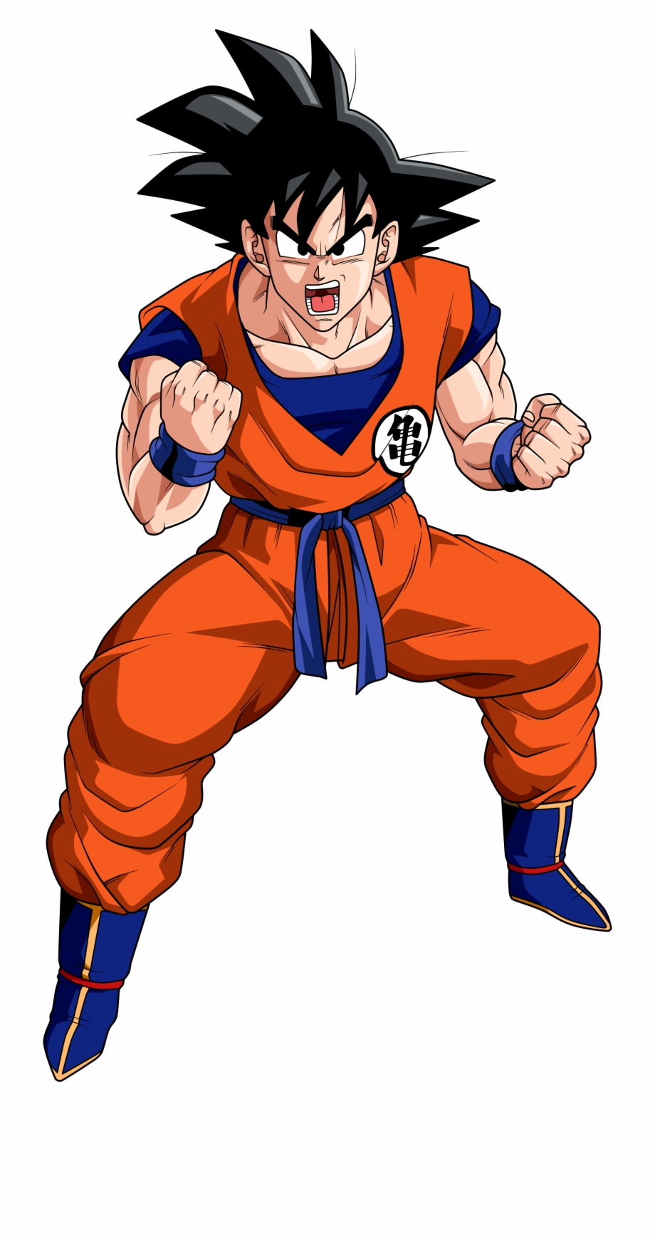 Dragon Ball Z Clipart Png Transparent - Dragon Ball Z Goku ... clipart royalty free library